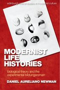Cover for Modernist Life Histories