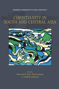 Cover for Christianity in South and Central Asia