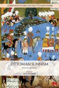 Cover for Ottoman Sunnism