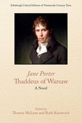 Cover for Jane Porter, Thaddeus of Warsaw