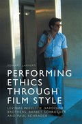 Cover for Performing Ethics Through Film Style