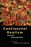 Cover for Continental Realism and Its Discontents