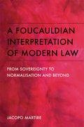Cover for A Foucauldian Interpretation of Modern Law