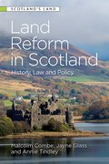 Cover for Land Reform in Scotland
