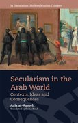 Cover for Secularism in the Arab World
