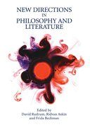 Cover for New Directions in Philosophy and Literature