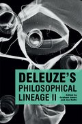 Cover for Deleuze