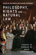 Cover for Philosophy, Rights and Natural Law
