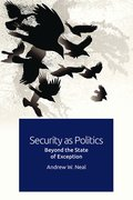 Cover for Security as Politics
