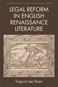 Cover for Legal Reform in English Renaissance Literature