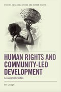 Cover for Human Rights and Community-led Development
