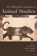 Cover for The Edinburgh Companion to Animal Studies