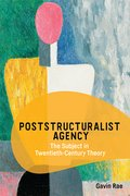 Cover for Poststructuralist Agency