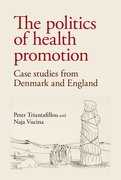 Cover for The politics of health promotion
