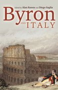 Cover for Byron and Italy