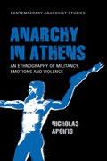 Cover for Anarchy in Athens