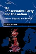 Cover for The Conservative Party and the nation