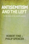 Cover for Antisemitism and the left - 9781526104977