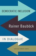 Cover for Democratic inclusion
