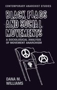 Cover for Black flags and social movements