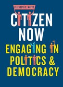 Cover for Citizen Now - 9781526105684