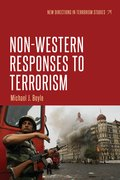 Cover for Non-Western responses to terrorism