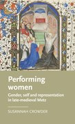Cover for Performing women