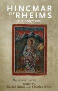 Cover for Hincmar of Rheims