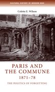 Cover for Paris and the Commune 1871-78