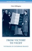 Cover for From Victory to Vichy