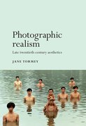 Cover for Photographic realism