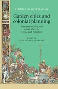 Cover for Garden cities and colonial planning