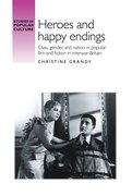 Cover for Heroes and Happy Endings