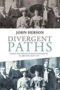 Cover for Divergent paths