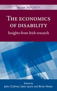Cover for The economics of disability