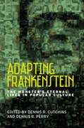 Cover for Adapting Frankenstein