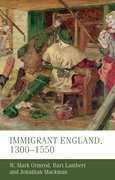 Cover for Immigrant England, 1300-1550