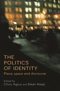 Cover for The politics of identity