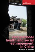 Cover for Occupational health and social estrangement in China