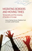 Cover for Migrating borders and moving times