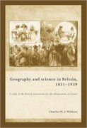 Cover for Geography and science in Britain, 1831-1939