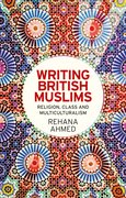 Cover for Writing British Muslims