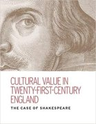 Cover for Cultural Value in Twenty-First-Century England