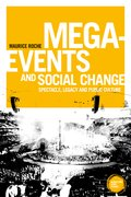 Cover for Mega-Events and Social Change - 9781526117083