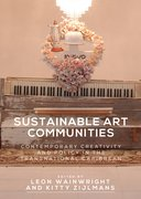 Cover for Sustainable art communities