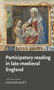 Cover for Participatory reading in late-medieval England