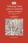 Cover for Debating Tudor policy in sixteenth-century Ireland