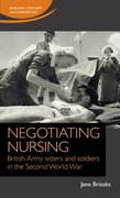 Cover for Negotiating Nursing
