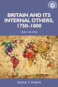 Cover for Britain and its internal others, 1750-1800