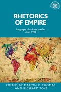 Cover for Rhetorics of empire